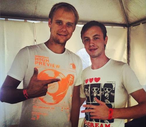 Armin van Buuren & Andrew Rayel