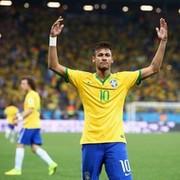 Neymar Junior on My World.