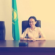 Айдана Жумадинова on My World.